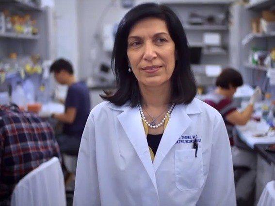 الباحثة اللبنانية هدى زغبي