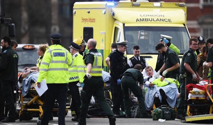 الهجوم خلّف أربعة قتلى وعشرات الجرحى (غيتي)