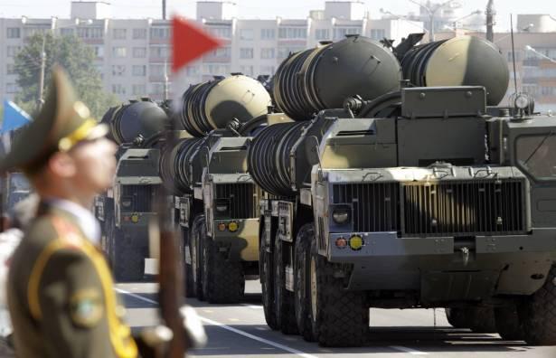 صواريخ إس 400 الروسية