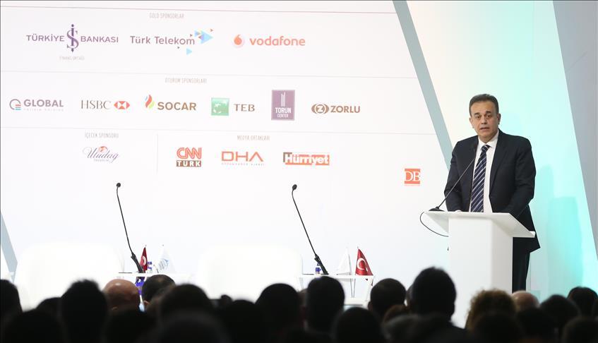 """نائب رئيس شركة """"إلكترونيات سامسونج"""" في تركيا تانسو يغان"""