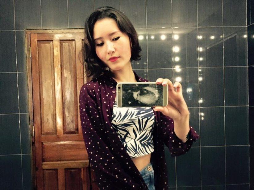 عليا شاغييفا ابنة رئيس قرغيزستان