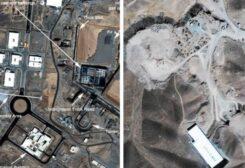 موقع نطنز النووي الإيراني