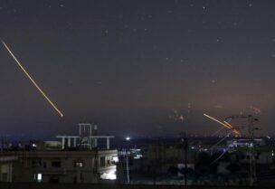 غارات إسرائيلية على سوريا- أرشيفية