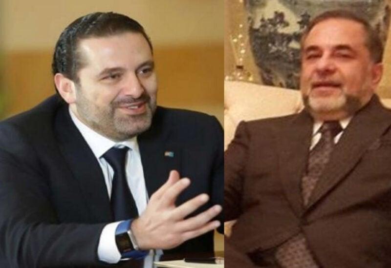 سعد الحريري و علاء الخواجة