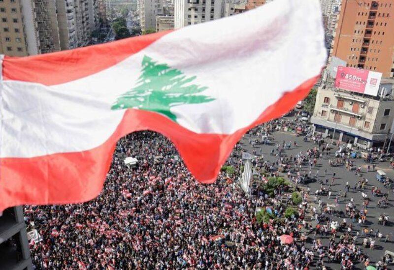 ثورة ١٧ تشرين في لبنان