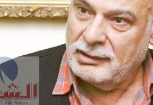 """حسن صبرا رئيس تحرير الشراع كاتب مقال """"هل ينقذ بهاء الحريرية السياسية؟"""""""