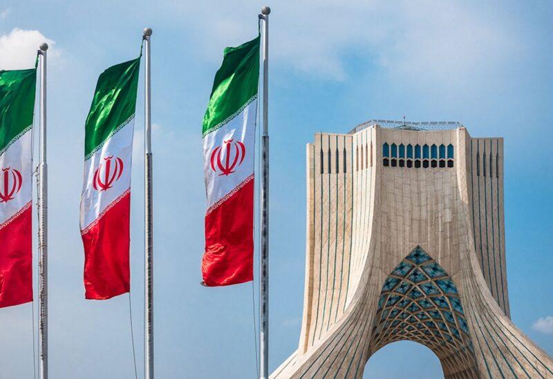 الأعلام الإيرانية