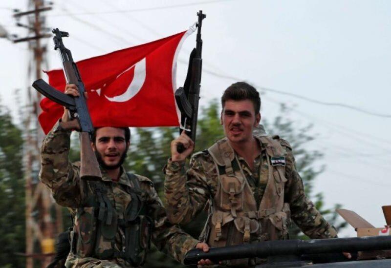مرتزقة تركيا