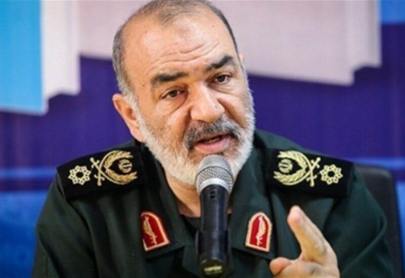قائد الحرس الثوري حسين سلامي