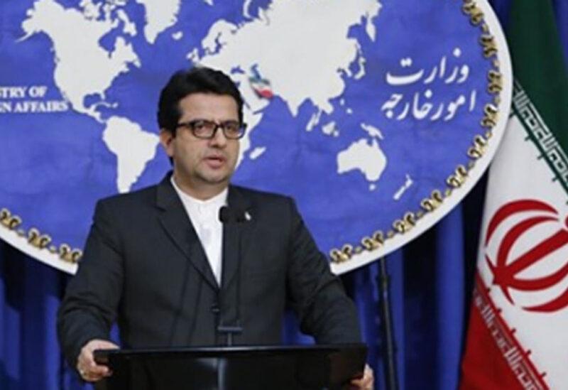 المتحدث باسم خارجية إيران عباس موسوي
