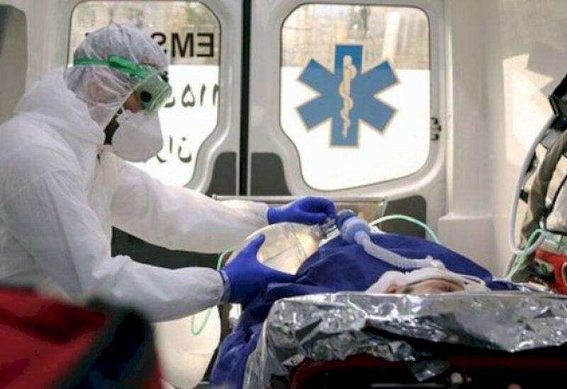 ارتفاع حصيلىة وفيات كورونا في إيران كورونا في إيران