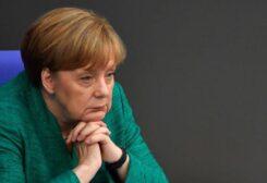 المستشار الألمانية أنجيلا ميركل