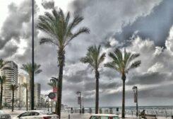 طقس لبنان