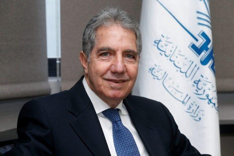 وزير المال غازي وزني
