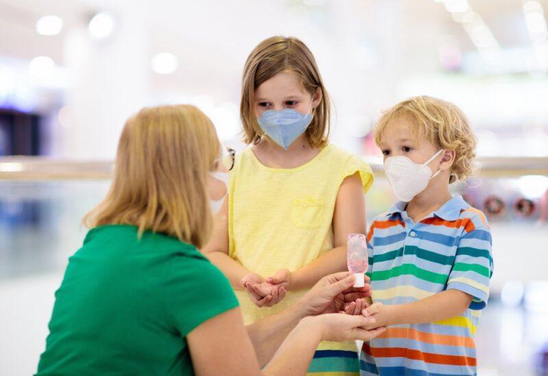الأطفال وتأثير فيروس كورونا