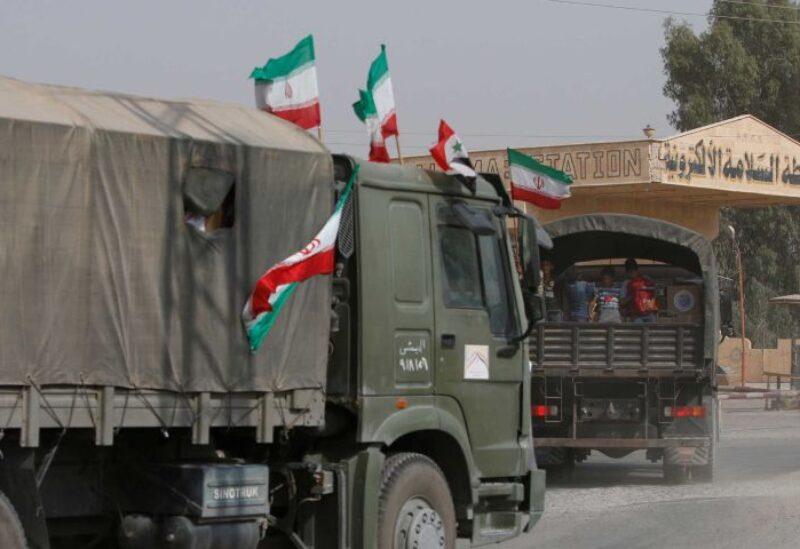 القوات الإيرانية في سوريا