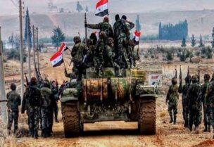 الجيش السوري- أرشيفية