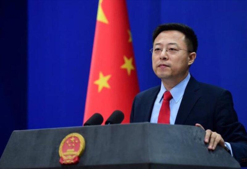 المتحدث باسم وزارة الخارجية الصيني