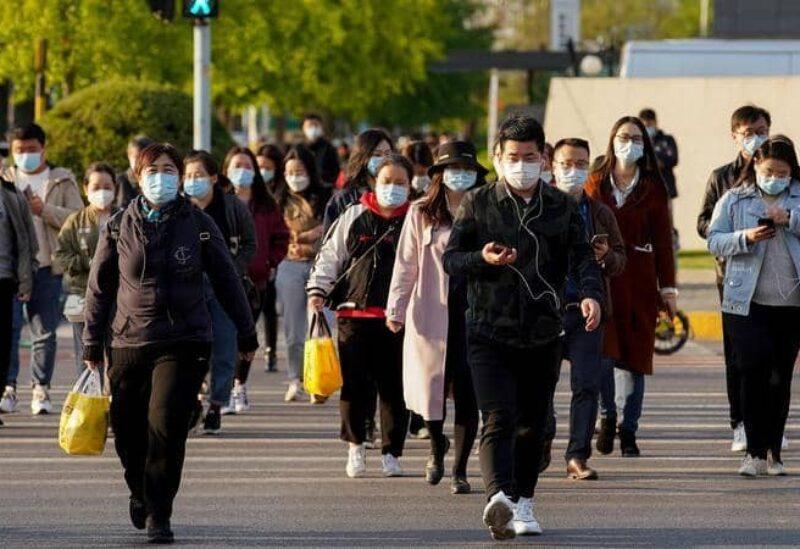 تفشي كورونا في الصين