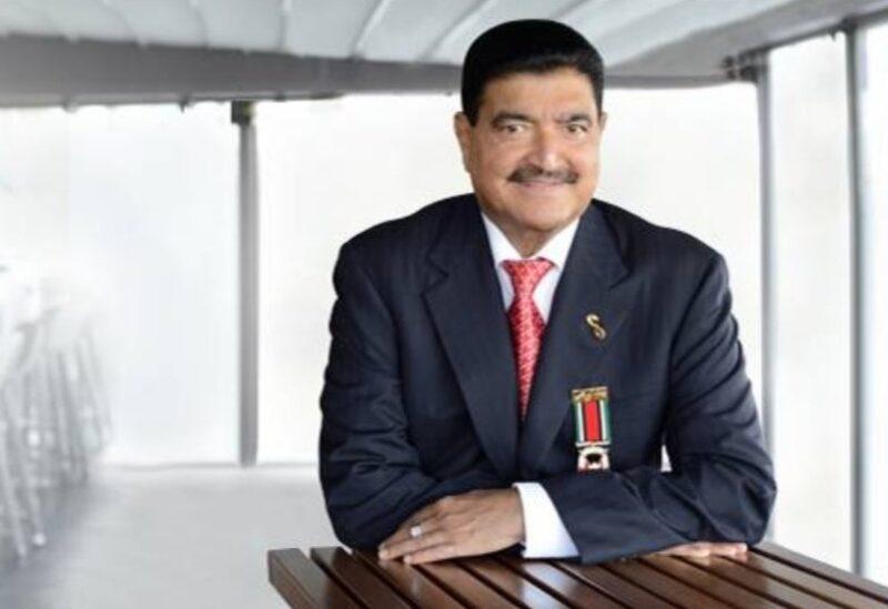 رجل الأعمال الهندي بي آر شيتي