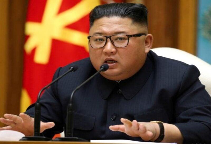 كيم جونغ أون زعيم كوريا الشمالية