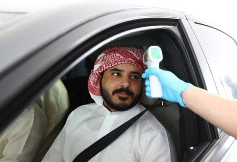 فحص كورونا في الإمارات