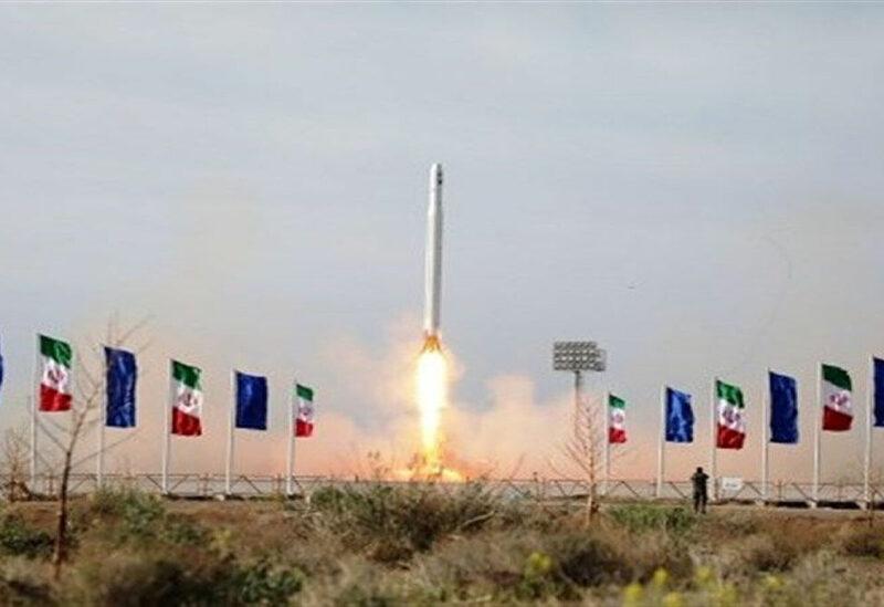 قمر اصطناعي عسكري إيراني