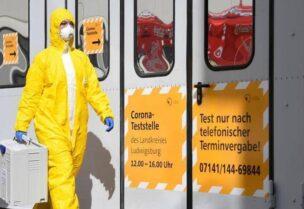 تفشي فيروس كورونا بألمانيا