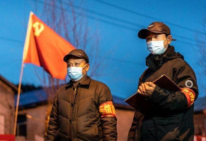 اصابات جديدة بكورونا في الصين