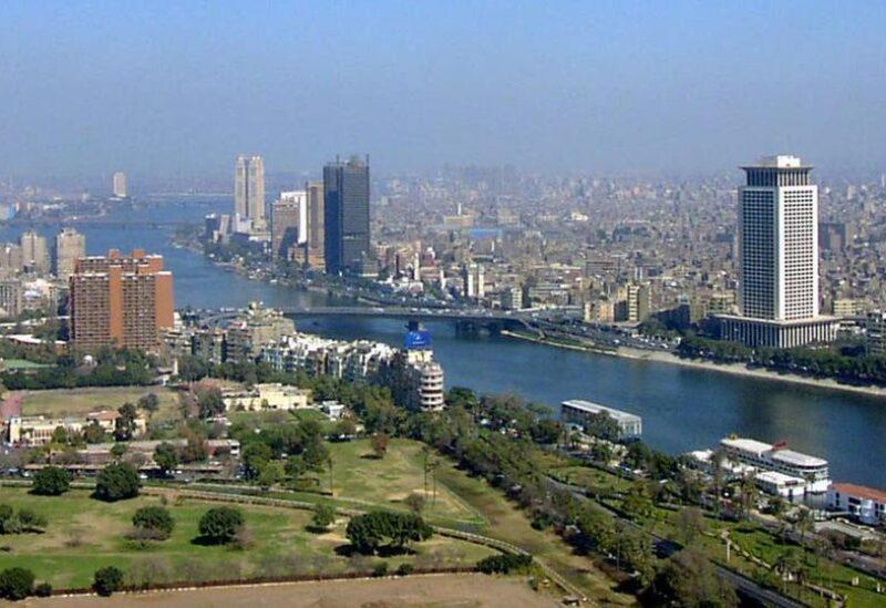 صورة لنهر النيل في مصر