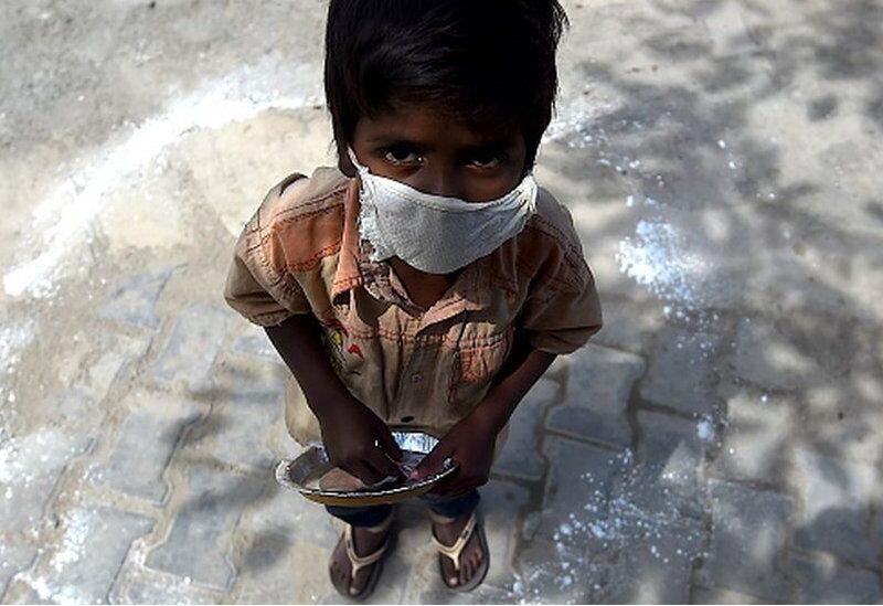 وباء كورونا وتأثيره على الأطفال