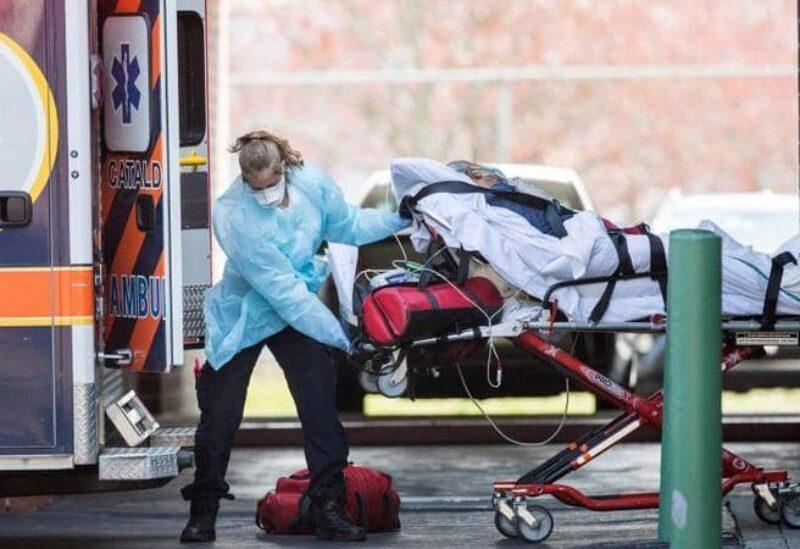 وفيات كورونا في أمريكا