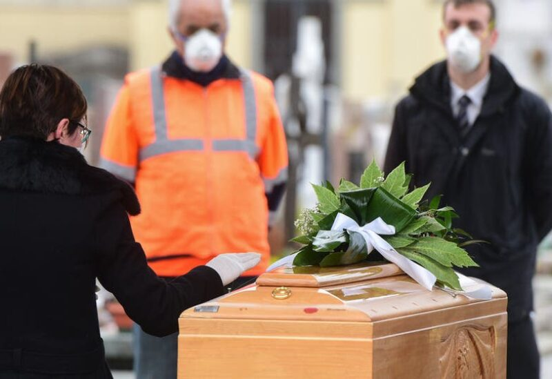 وفيات كورونا في أوروبا