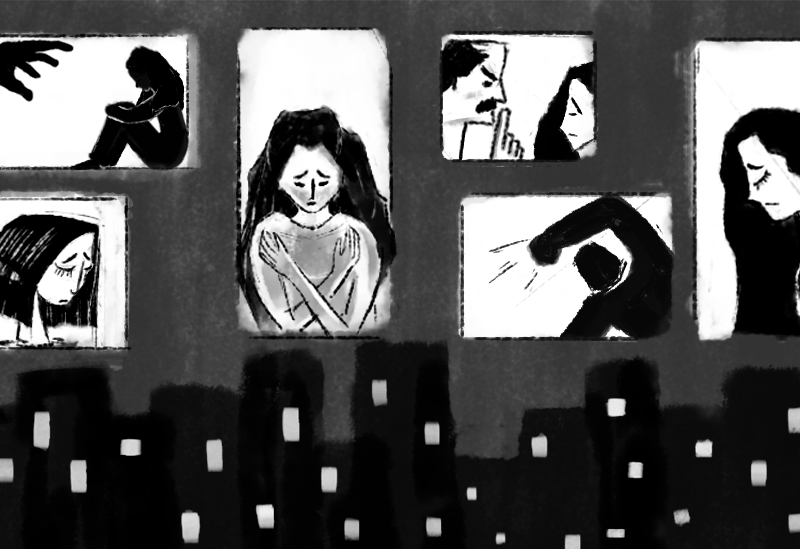 ارتفاع حالات العنف المنزلي في لبنان