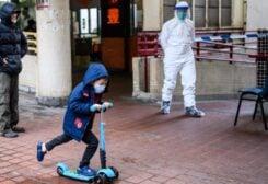 تزايد حالات الإصابات بكورونا في لبنان