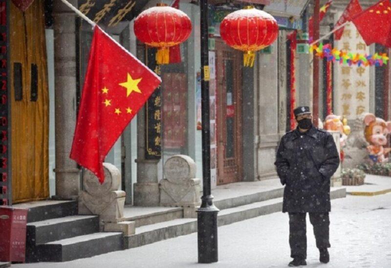الصين تتهم بريطانيا بإشعال الحرب الباردة