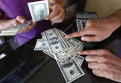 سعر صرف الدولار في السوق السوداء مازال يسجل ارتفاعا