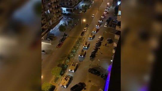 تعزيزات للجيش اللبناني تتّجه نحو المينا في طرابلس