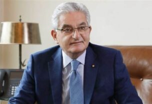 رئيس جمعية المصارف سليم صفير