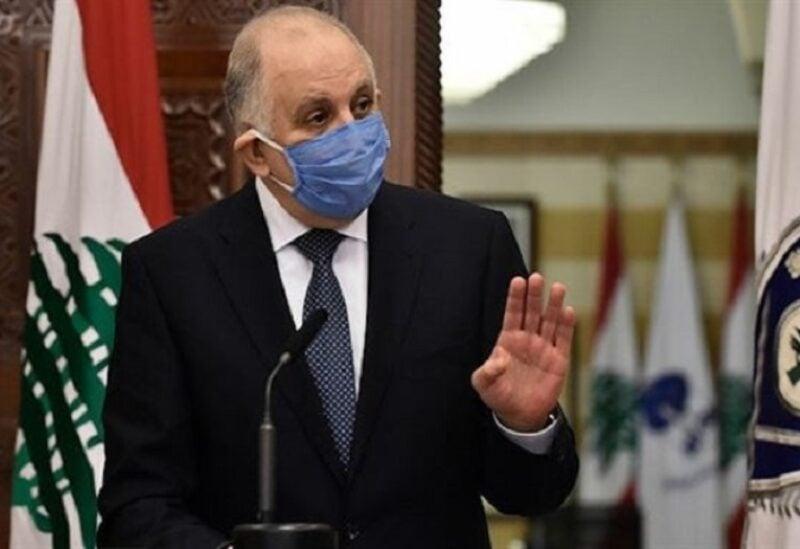 وزير الداخلية والبلديات محمد فهمي
