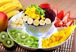 الفواكه مفيدة للجسم