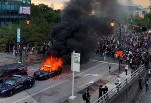 رقعة الاحتجاجات ضد العنصرية تتسع بأمريكا
