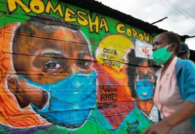 فيروس كورونا في أفريقيا