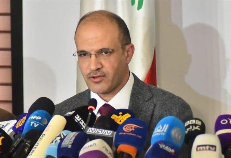 وزير الصحة حمد حسن