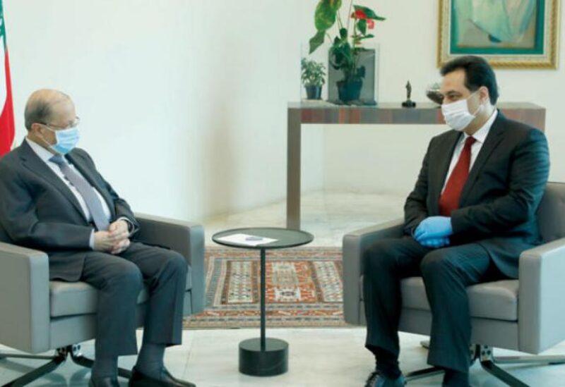 الأميركيين يغضون الطرف حتى اللحظة عن حكومة ميلشيا حزب الله في لبنان برئاسة حسان دياب