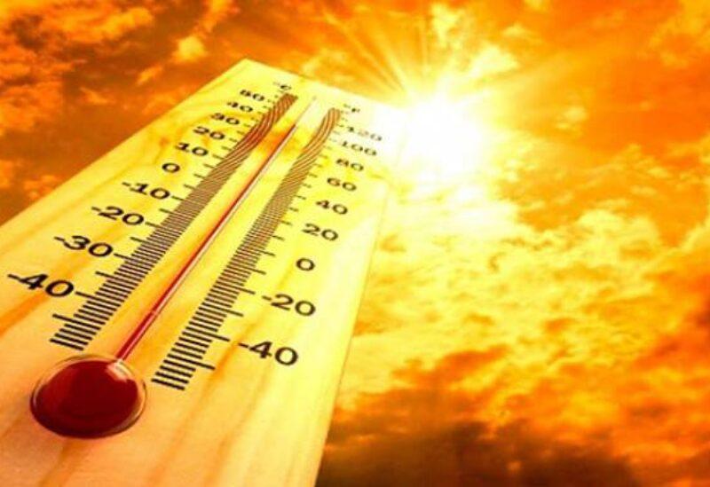 توقعات الأرصاد الجوية: ارتفاع في الحرارة وزيادة في سرعة الرياح