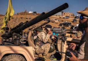 غوتيريش يدعو الحكومة والجيش اللبنانيين إلى نزع سلاح حزب الله