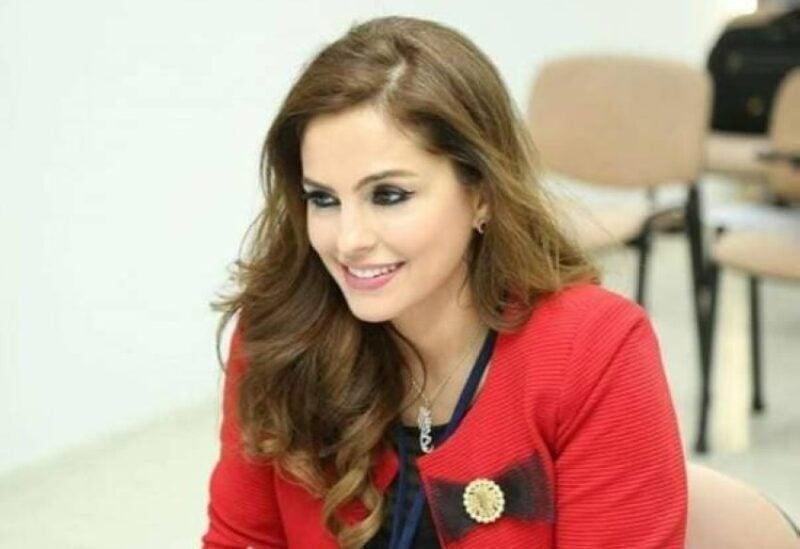 وزيرة الإعلام منال عبد الصمد