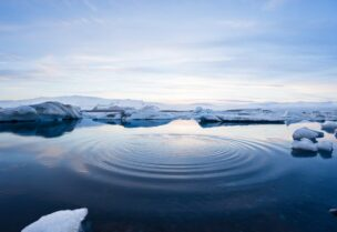"""""""اختلالات"""" في درجات الحرارة في المناطق القطبية الشمالية"""