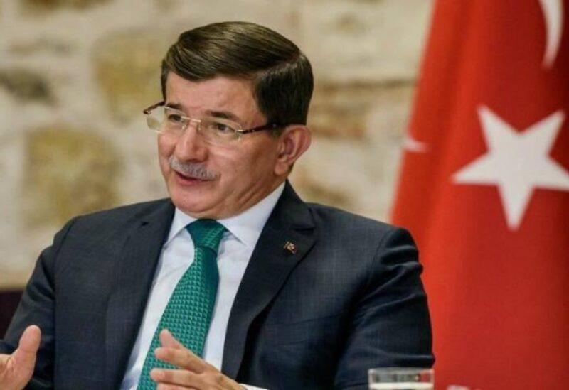 أحمد داوود أوغلو رئيس وزراء تركيا الأسيبق